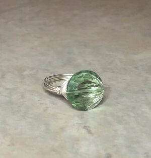 Prasiolite Green Amethyst